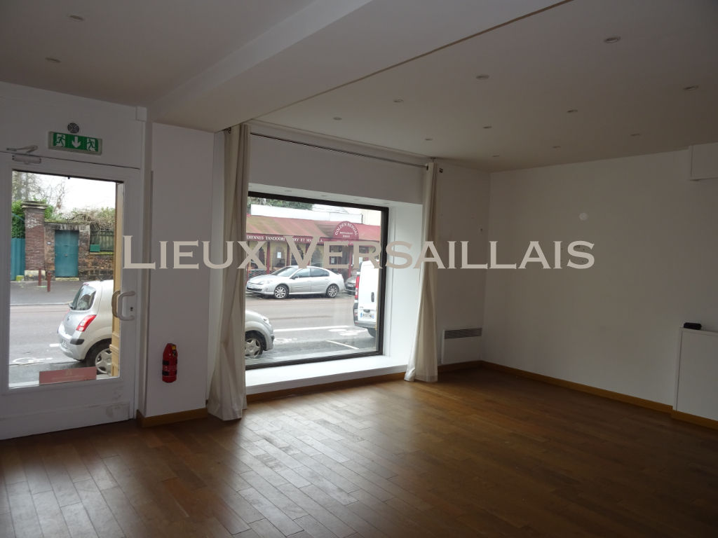Local commercial Versailles 35 m2